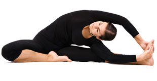 purbeck yoga stretch